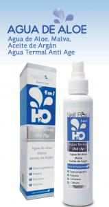 Agua Termal NELL ROSS con Aloe Vera, Malva y Aceite de Argán