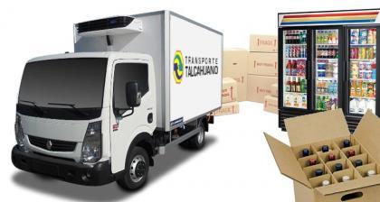 Servicio de Fletes, Minifletes, Fletes para Empresas y Refrigerados - Talcahuano