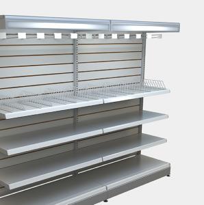 Góndola para productos de Bazar
