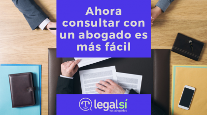 ¿Necesitás un abogado? Encontralo en LegalSí