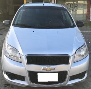 Chevrolet Aveo G3 LS 1.6 N 2013