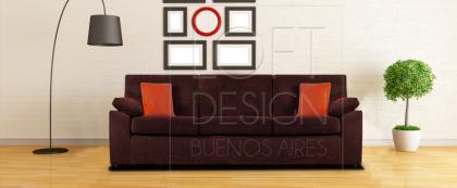 Sofás con Estilo: Los más cómodos Sofás encontralos en Loft Design