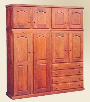 Muebles de algarrobo somos fabricantes envios a todo el pais for Muebles selec galdakao