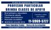 PROFESOR PARTICULAR - CLASES DE APOYO EN GONZÁLEZ CATÁN