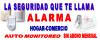 ALARMAS INSTALACION HOGAR/COMERCIO ROBO - INCENDIO ALARMA SEGURIDAD