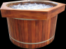 hidromasaje de madera